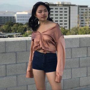 UO High-Waist Shorts